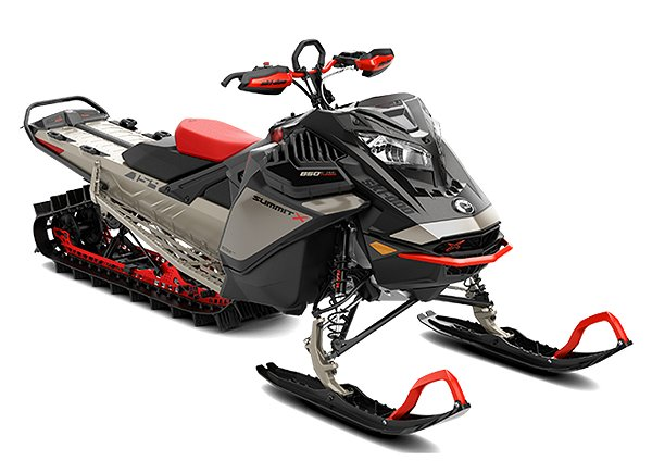 Ski-doo Summit X 850 E-TEC Turbo With Expert Package 165