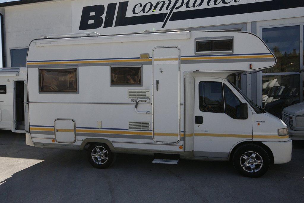 Eura Mobil 590 HS