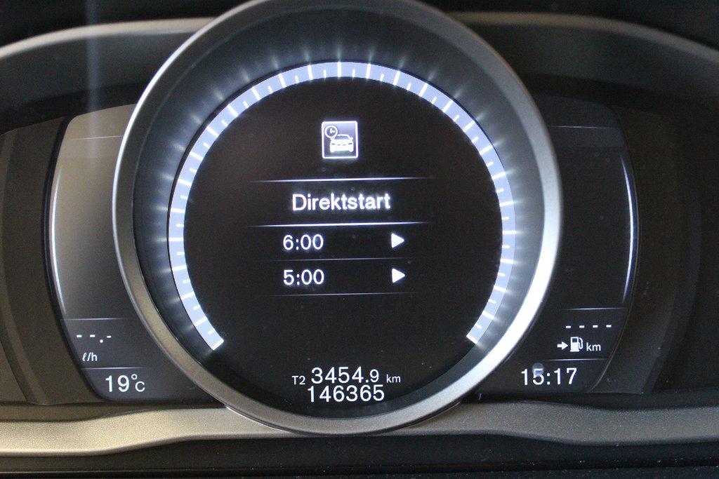Volvo XC70, D4 Momentum Drag Navi
