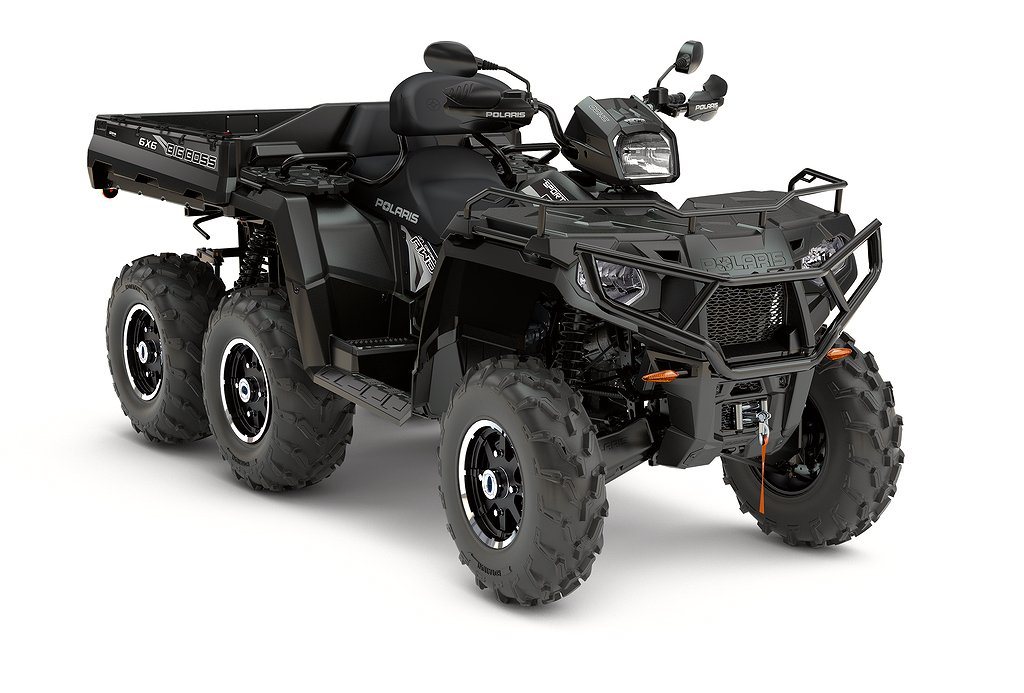 Polaris Sportsman 6x6 BIG BOSS 570 EPS LE Traktor