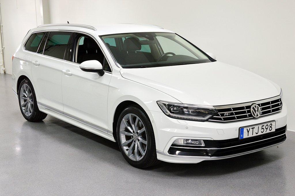 Volkswagen Passat 2.0 TSI R-Line Executive/Drag/220hk