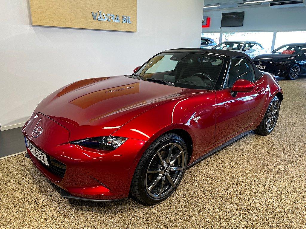Mazda MX-5 2.0 SPORT 184HK / RECARO / NAVI / BOSE / LÅGA MIL