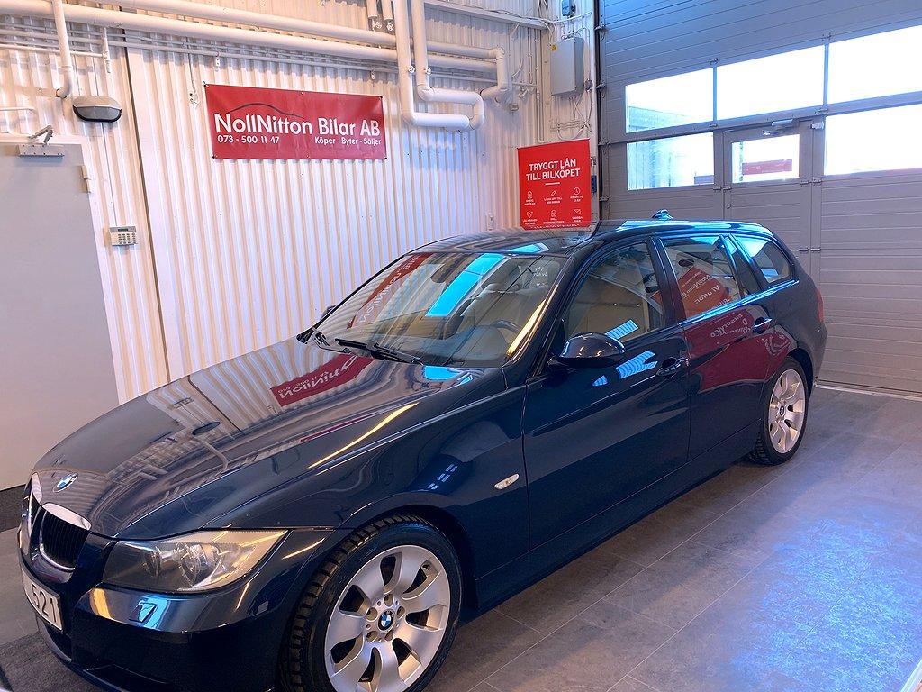 BMW 320 d Touring Automat /  177hk