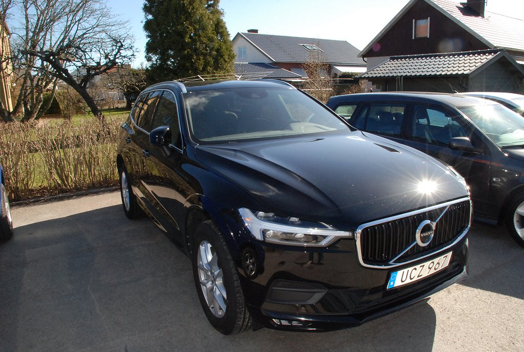 Volvo XC60 D5 AWD Geartronic Momentum, Advanced Edition Euro 6 235hk