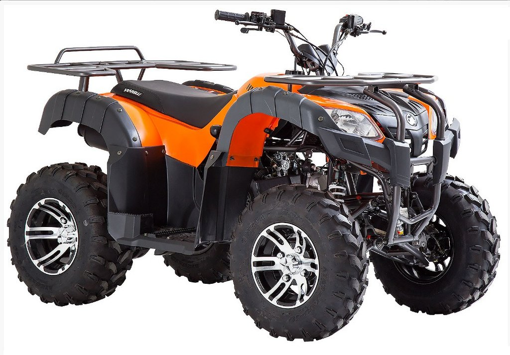 Viarelli 150cc Barn - Vuxen