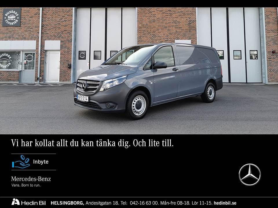 Mercedes-Benz Vito 111 CDI Skåp Lång MB CERTIFIED