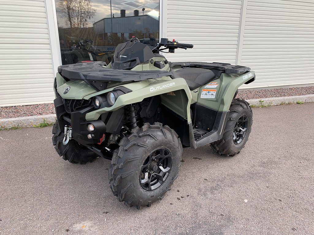 Can-Am Outlander 570 PRO T3B