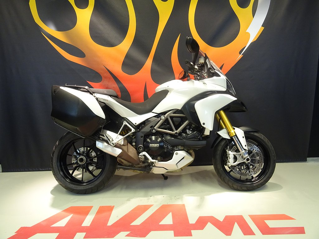 Ducati Multistrada Touring S-10