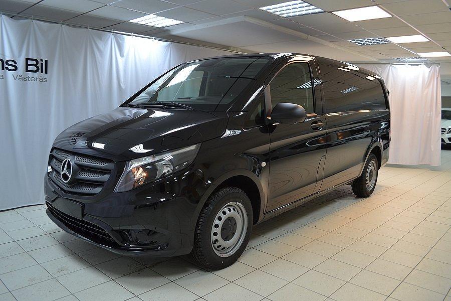 Mercedes-Benz Vito 116 CDI Skåp Lång 4X4