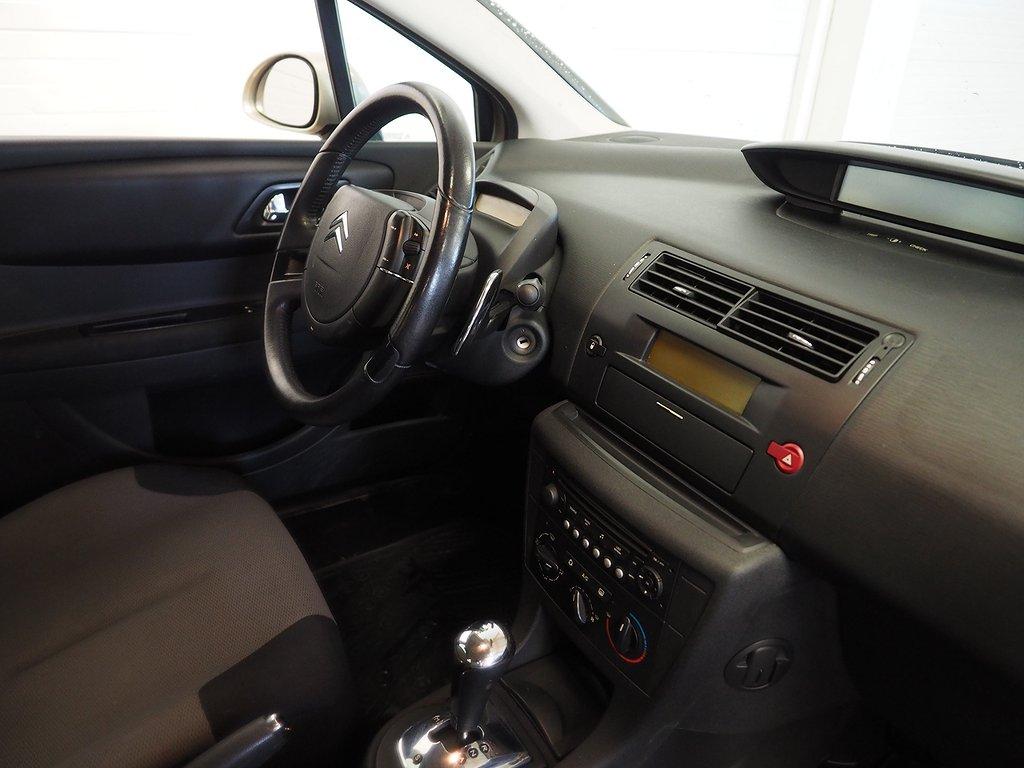 Citroën C4 1.6 HDiF EGS Automat 109hk (M-värmare) 2007