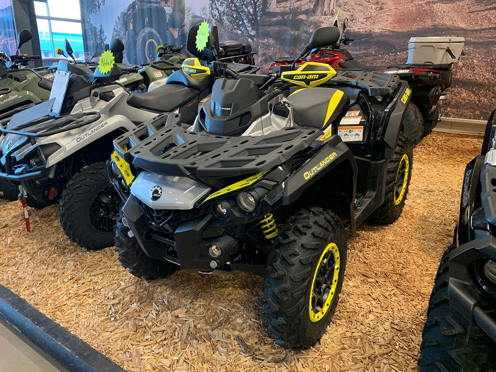 Can-Am Outlander 1000 XXC T3B *Demo*