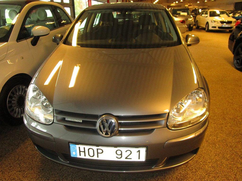 Volkswagen Golf 1,9 TDI BLUEMOTION
