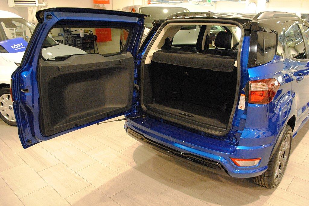 Ford Ecosport ST-Line 1.0T EcoBoost 125hk Aut