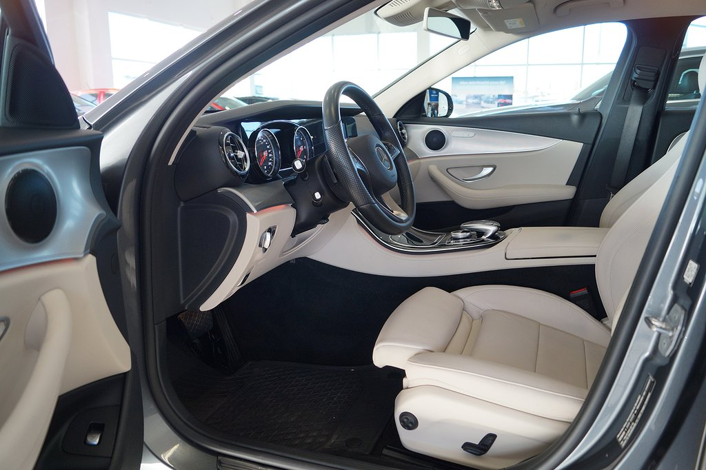 Mercedes-Benz E 220 d 4MATIC 194hk