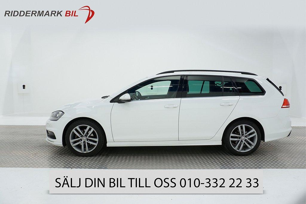 VW Golf VII 2.0 TDI BlueMotion Technology Sportscombi (150hk)