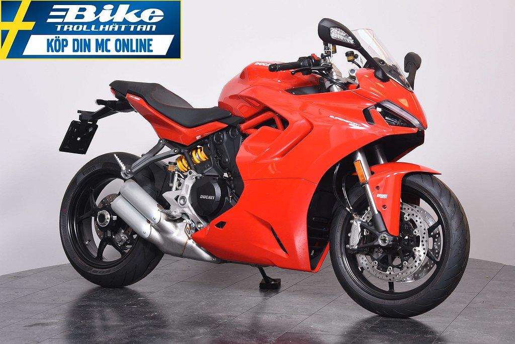 Ducati SUPERSPORT  950 MED SUPERDEAL! SPARA 10.000:-