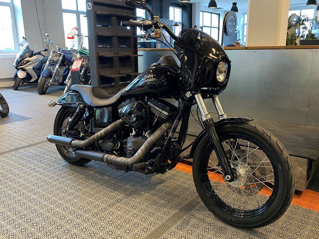 Harley-Davidson Street Bob *24 mån garanti*