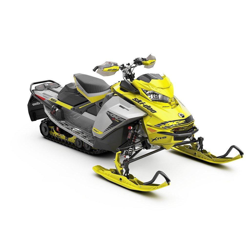 Ski-doo MXZ X-RS 600R E-TEC