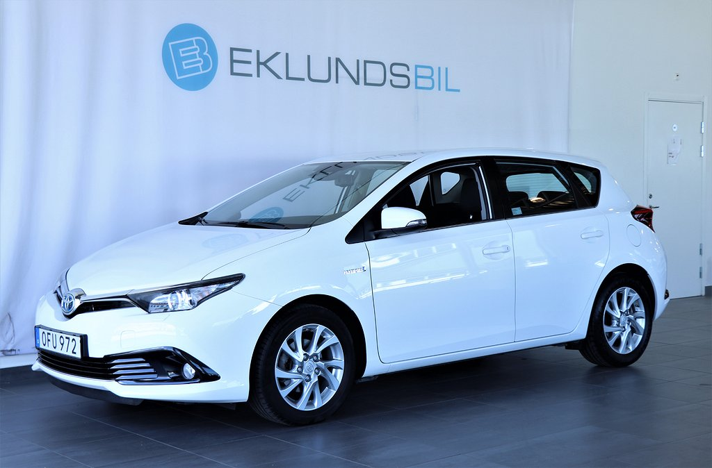 Toyota Auris Hybrid 1.8 Comfort