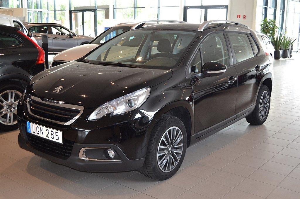 Peugeot 2008 1.2 VTi / Automat (82hk)
