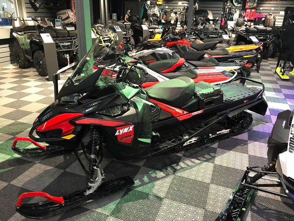 Lynx 59 Ranger 600EFI -21