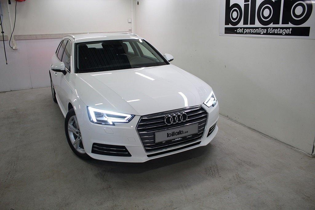 "Audi A4 Avant 2.0TDI 190hk Sport ""Teknikpaketet"""
