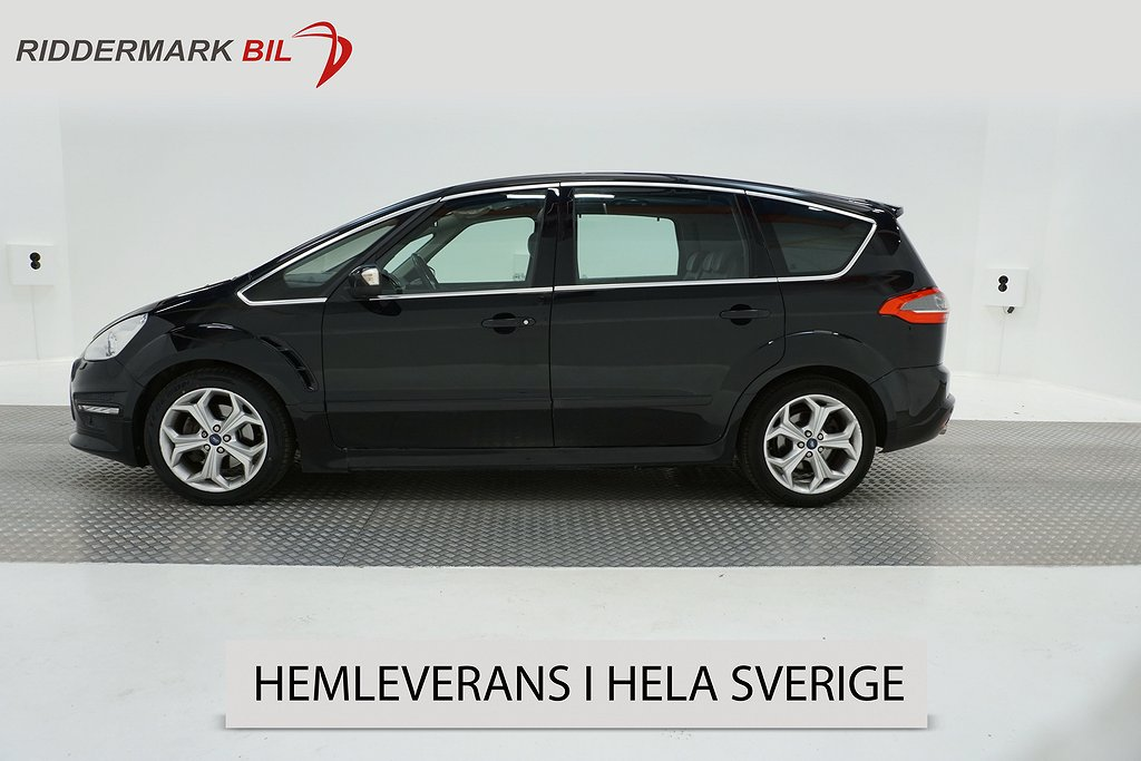 Ford S-MAX 2.0 Ecoboost (240hk)