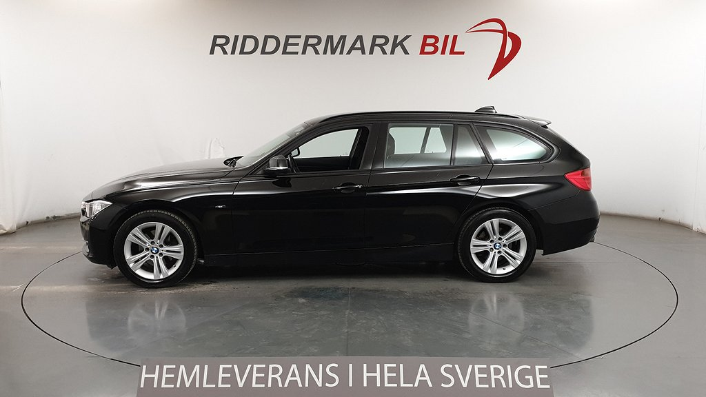 BMW 320 d xDrive Touring Sport Line 184hk Drag Låg förbruk