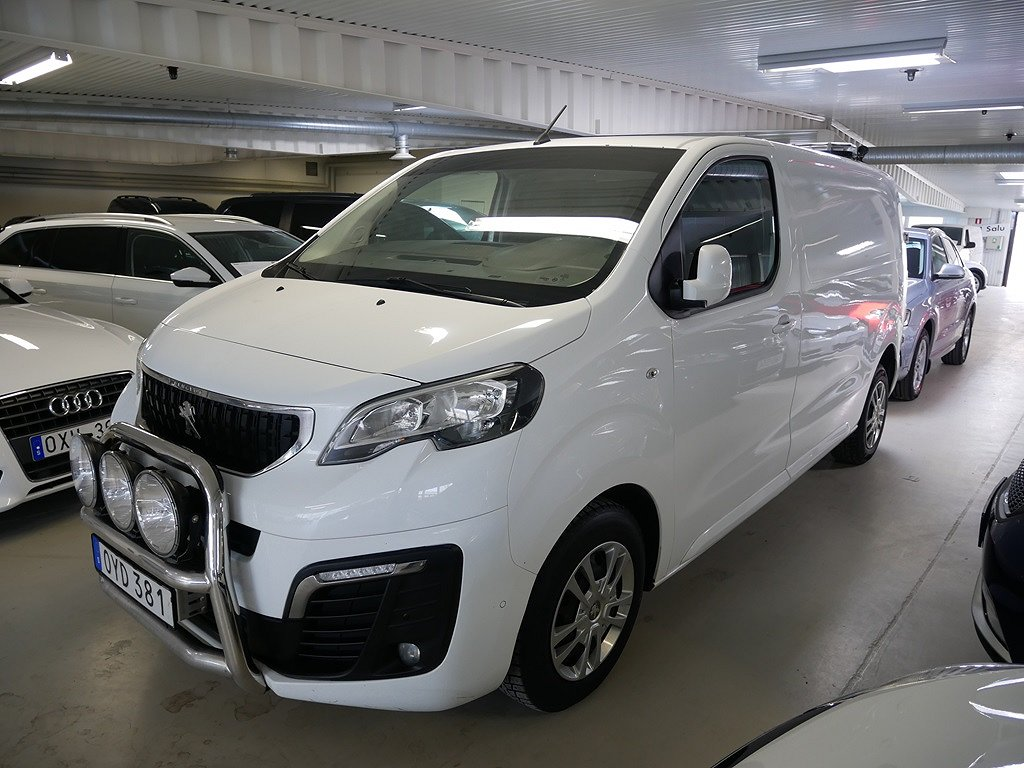 Peugeot Expert SKÅP