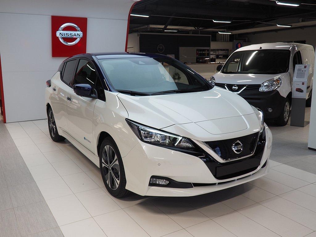 Nissan Leaf 40 kWh Single Speed 149hk