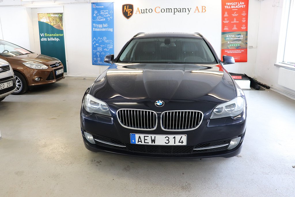 BMW 520 d Touring 184hk