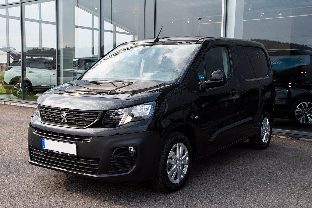 Peugeot Partner PRO+ L2 130 hk AUT Bensin