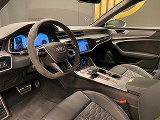 Audi RS6 Avant 4.0 TFSI quattro (600hk)