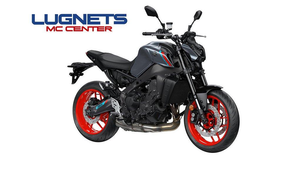 "Yamaha MT-09 ""NYHET"" Boka nu leverans i mars -21"