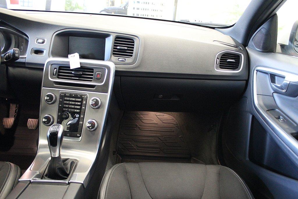 Volvo V60, D3 Momentum VOC Drag