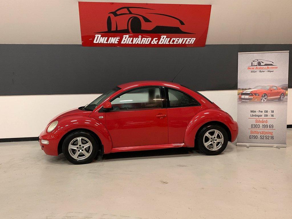 Volkswagen New Beetle 2.0 Comfort 116hk