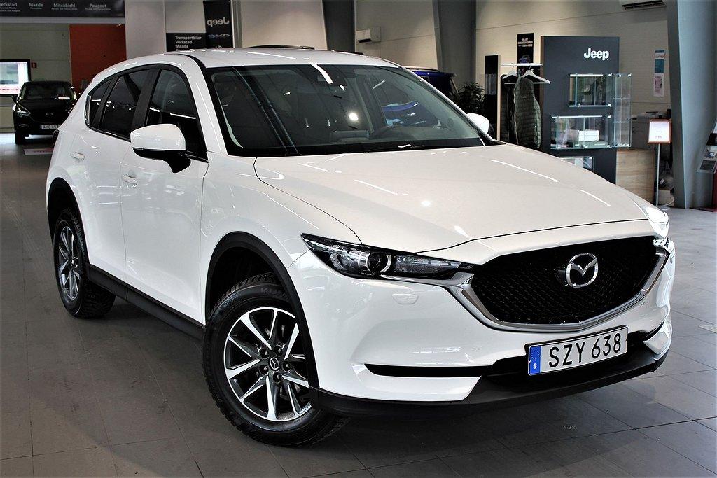 Mazda CX-5 Core 2.0 165hk - Garanti 7 År