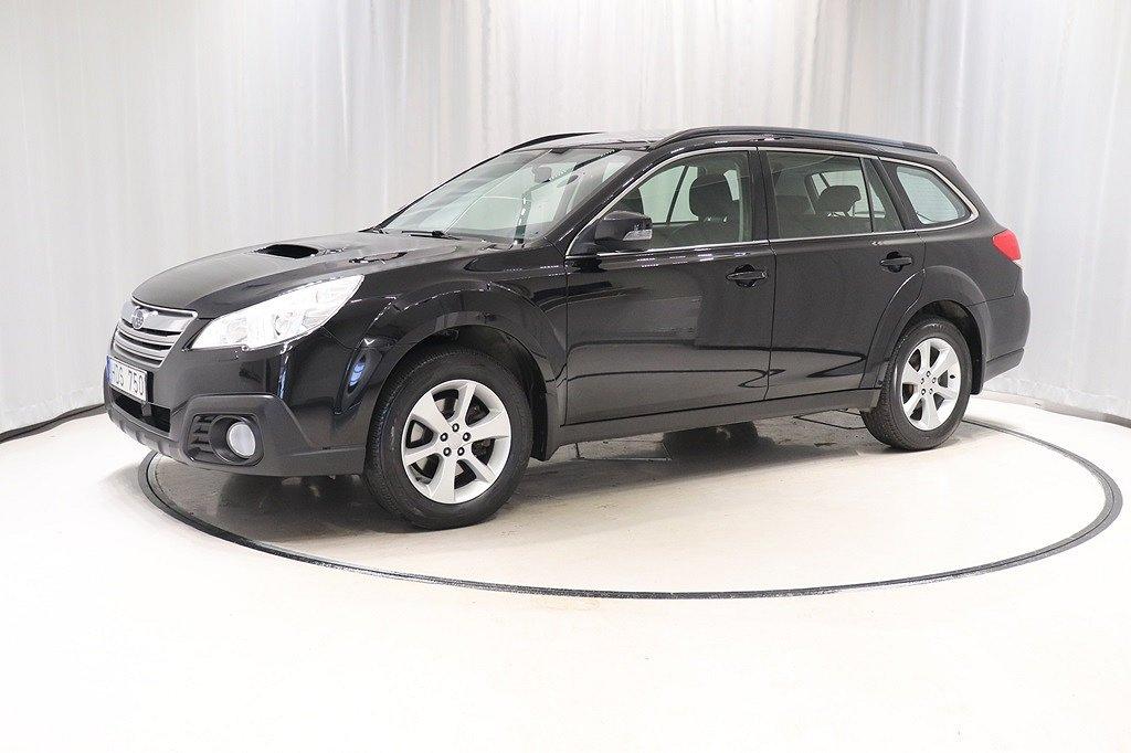 Subaru Outback 2.0D *Auto*Elbaklucka*Backkamera*