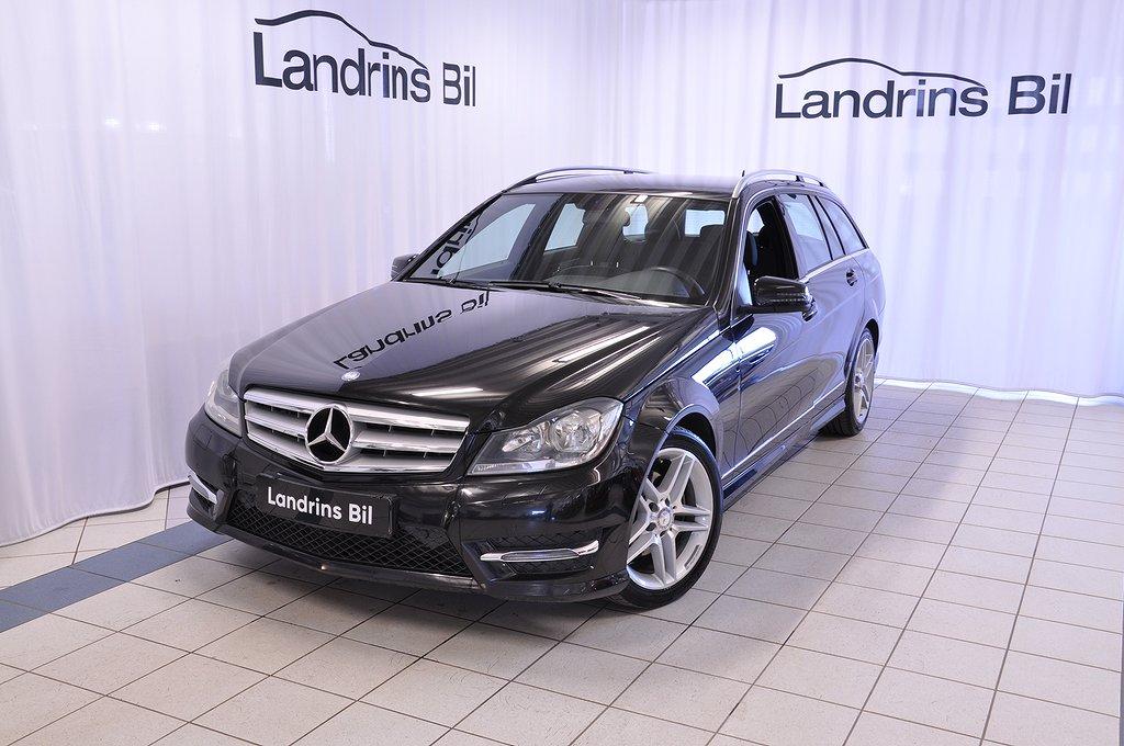 Mercedes-Benz C 180 7G-Tronic Plus AMG Sport 156hk