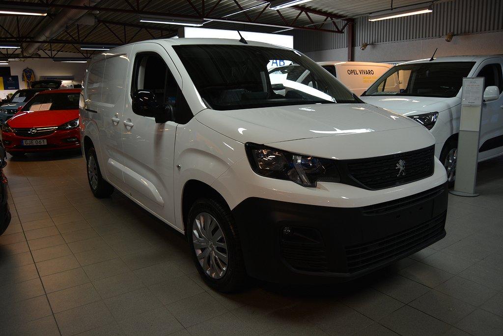 Peugeot Partner PRO+ L2 130HK AT8 Webasto & Drag