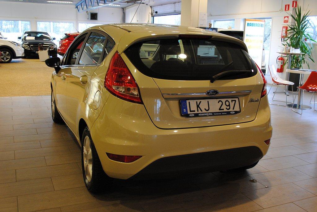 Ford Fiesta 1.25 82hk *Kamrem bytt*