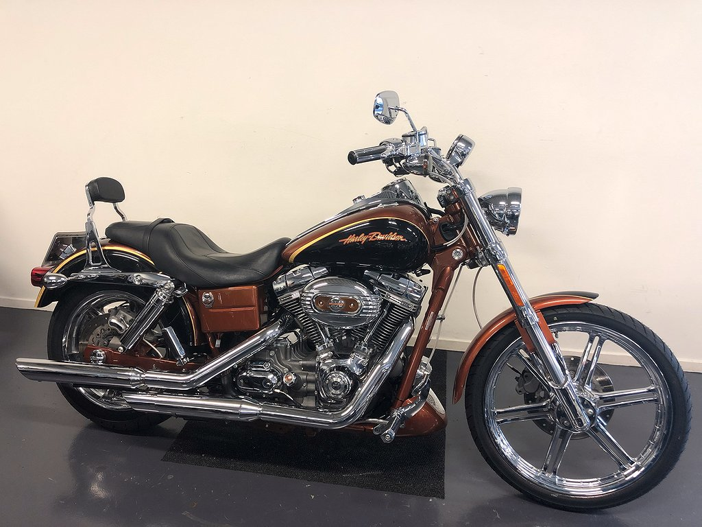 Harley-Davidson FXDSE CVO SCREAMING EAGLE 1800cc 40-ÅRSFEST