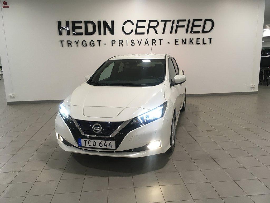 Nissan Leaf 40 kWh Single Speed. 149hk. N - unam.net