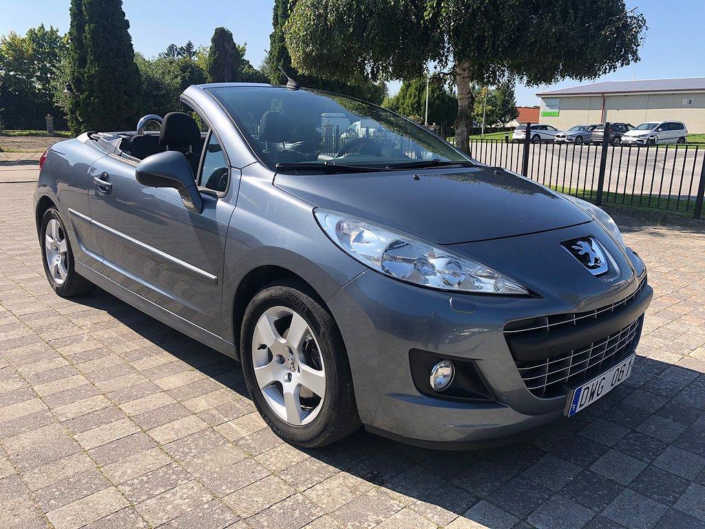 Peugeot 207 CC 1.6 VTi 120 HK