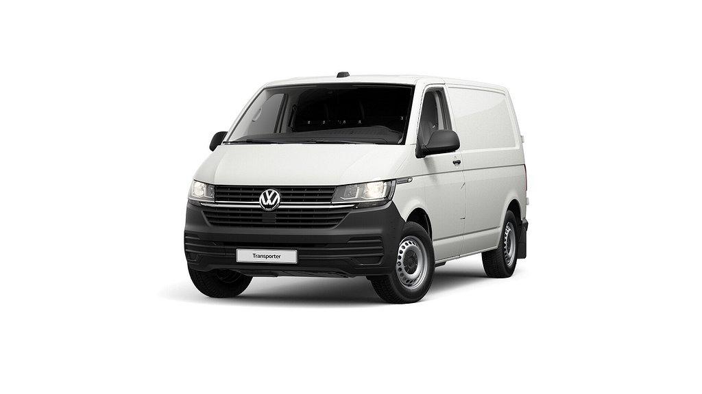 Volkswagen Transporter Lång 3400 DSG 150hk krok värmare