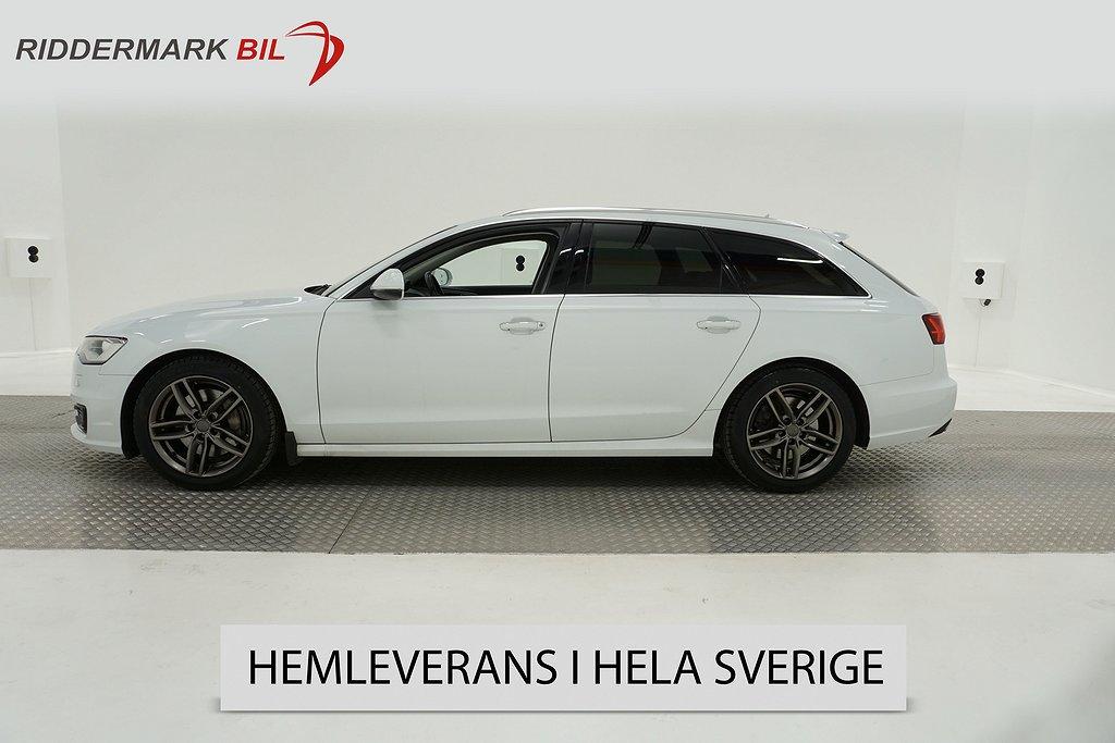 Audi A6 3.0 TDI Avant quattro (218hk)