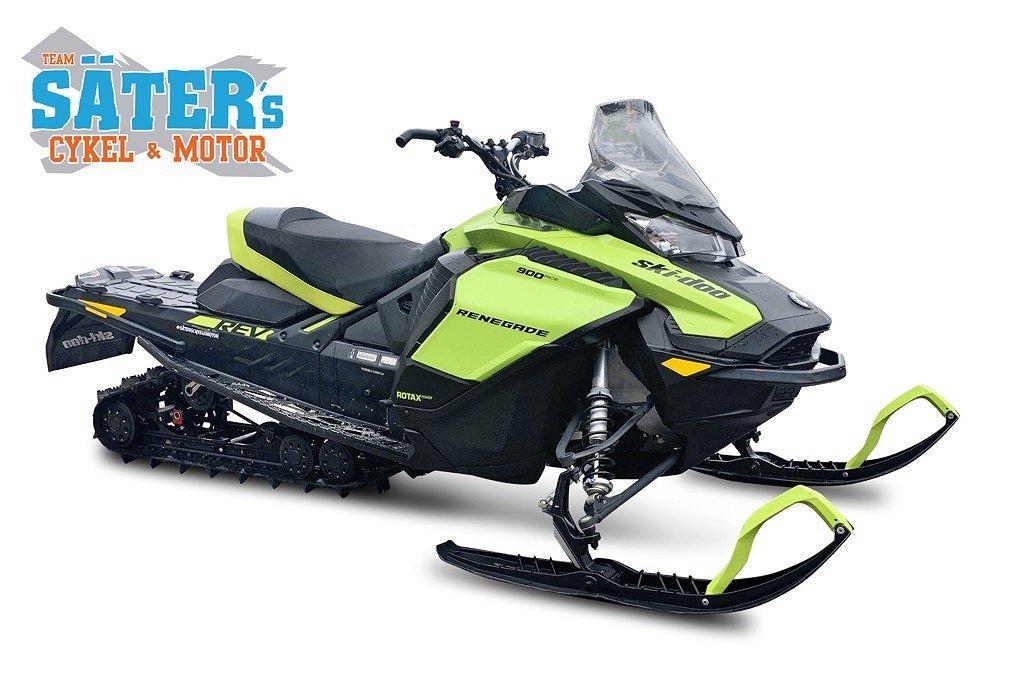Ski-doo Renegade Adrenaline 900 Ace