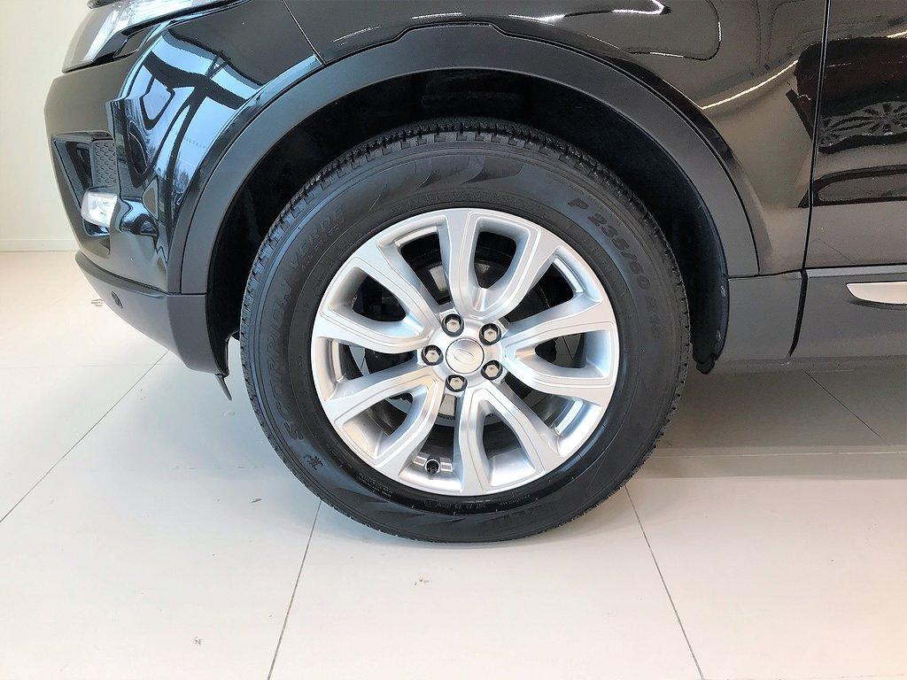 Land Rover Range Rover Evoque 2.2 TD4 4WD 150hk / Backkamera / Navigation /Cold Climate
