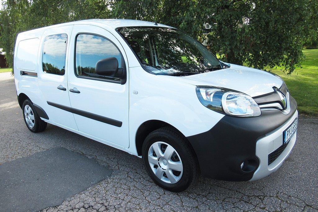 Renault Kangoo Maxi 5-sitsig Dubbelhytt 1,5 dCi