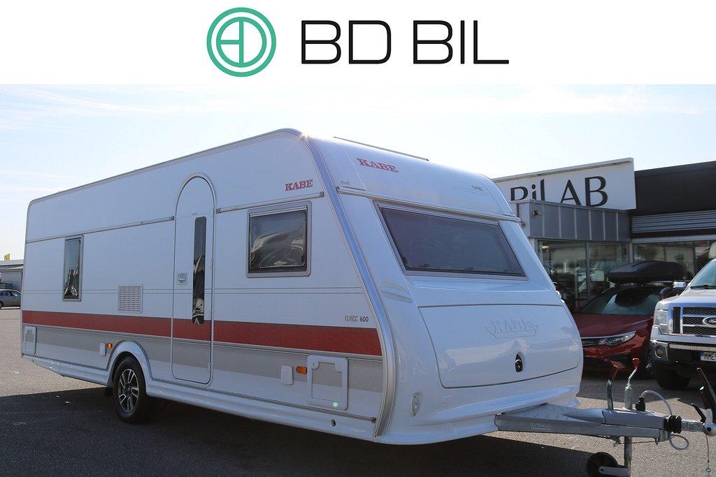 Kabe Classic 600 XL KS RÄNTEKAMPANJ 1,99% Solcell, Ac, Alde